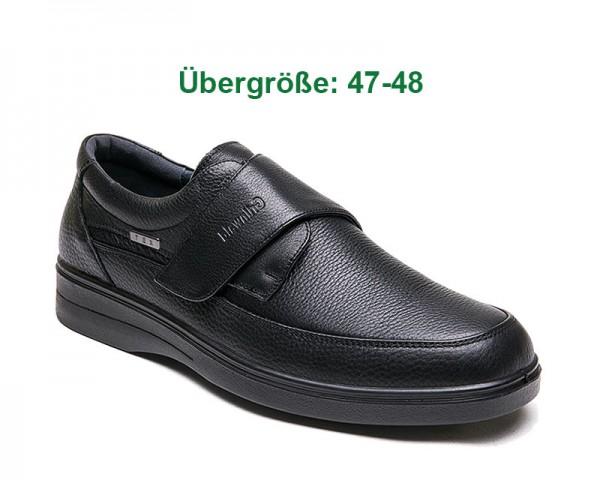 A-903 SCHWARZ ÜBERGRÖßE HERREN KLETT